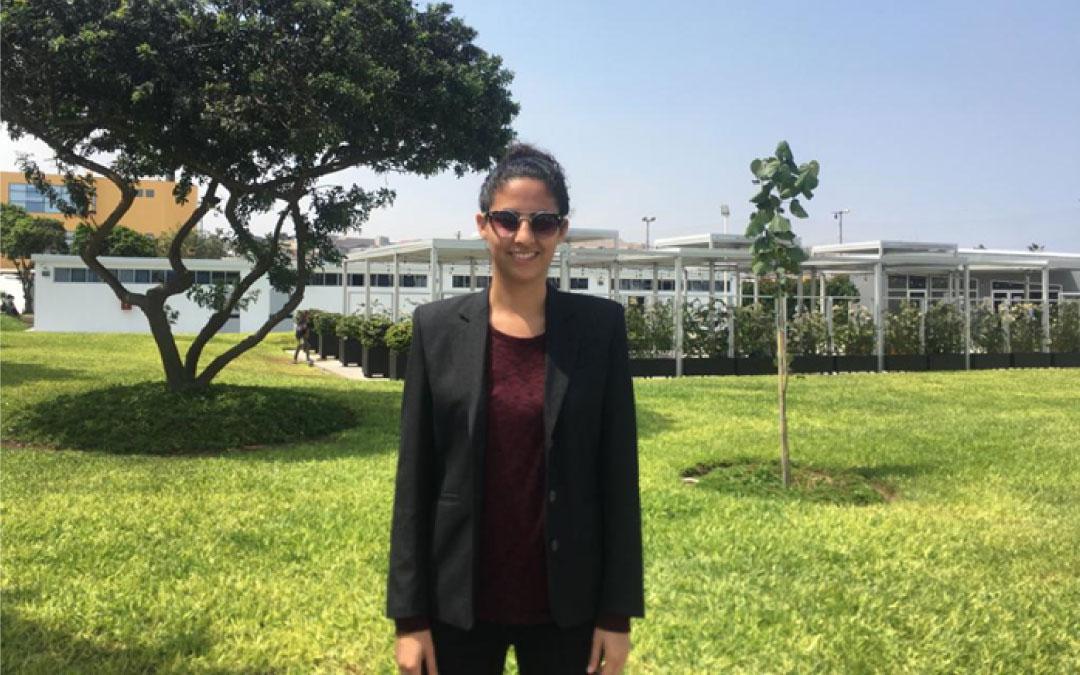 Egresada de la carrera de Psicología  gana beca completa para estudiar una Maestría en Comunicaciones en Villanova University – Pensilvania, EE.UU.
