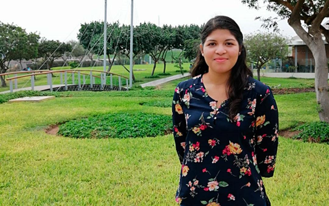 Egresada nos representa en el IV Encuentro de Jóvenes de la Alianza del Pacífico