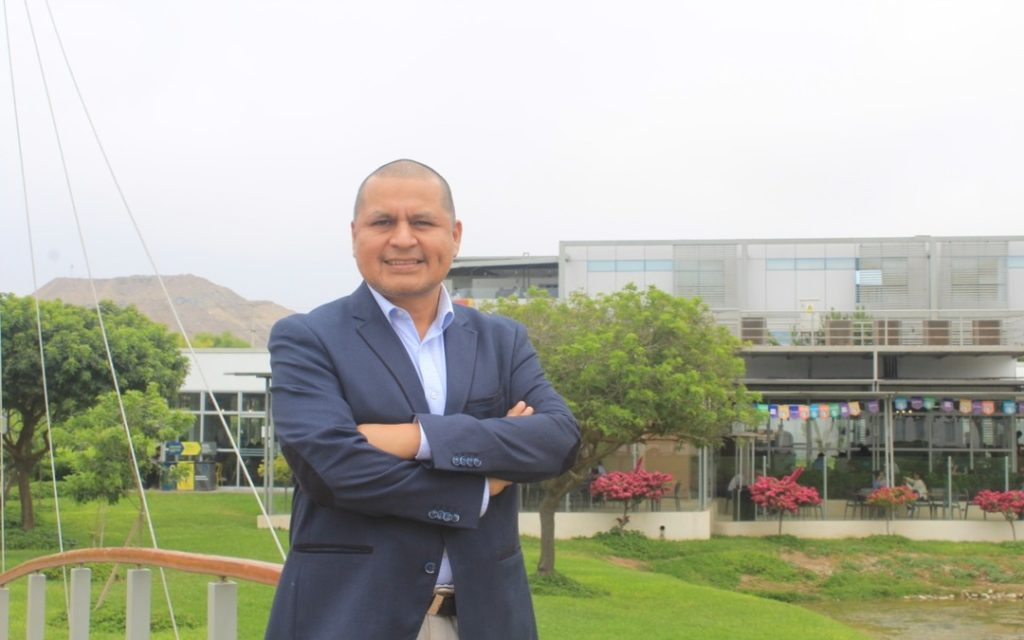 Eduardo Estrada Vilchez PM incompany
