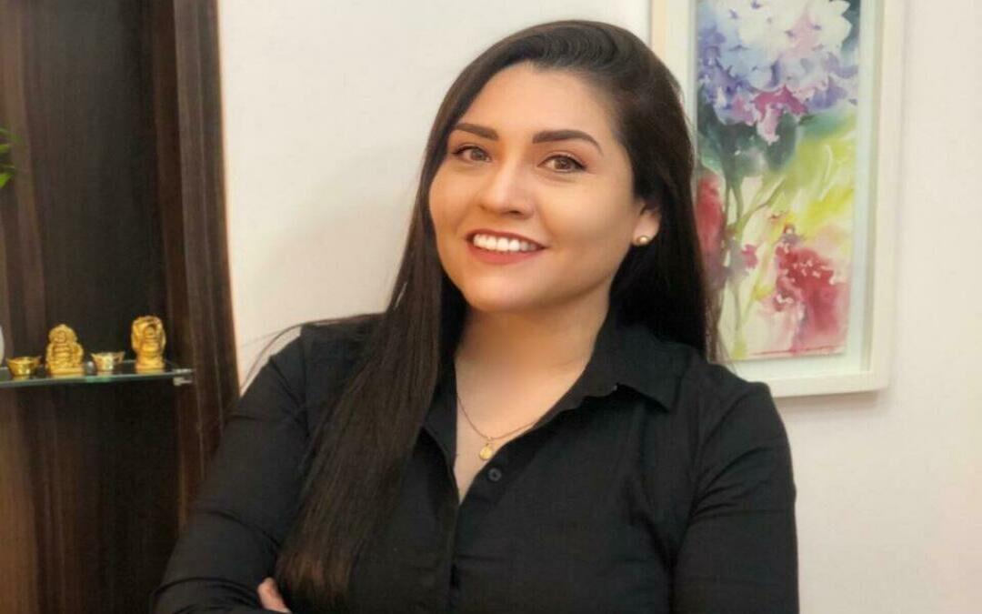 """Karla Granados: """"Escogí estudiar en Posgrado de la Científica por todos los valores agregados que ofrecen""""."""